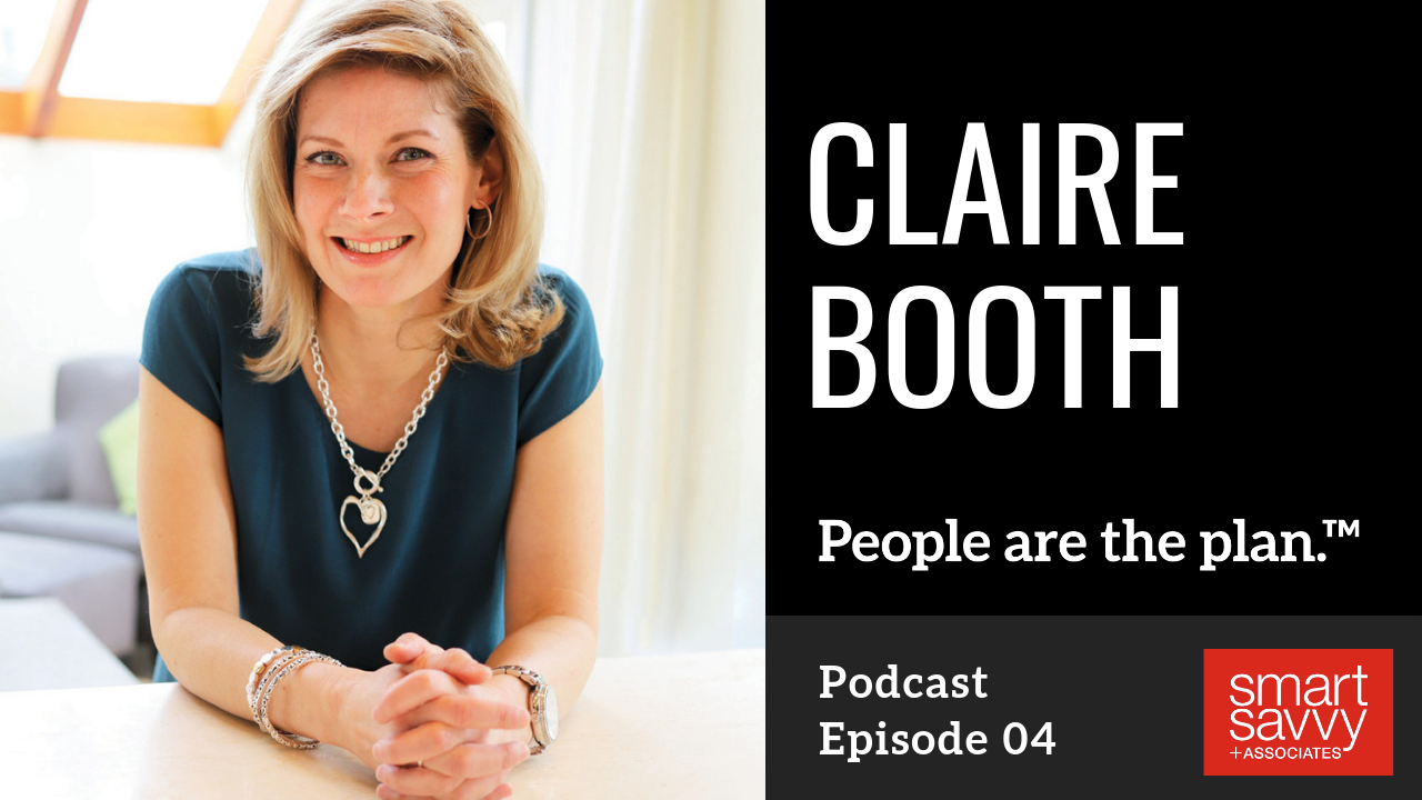 Claire Booth | People Are The Plan Podcast