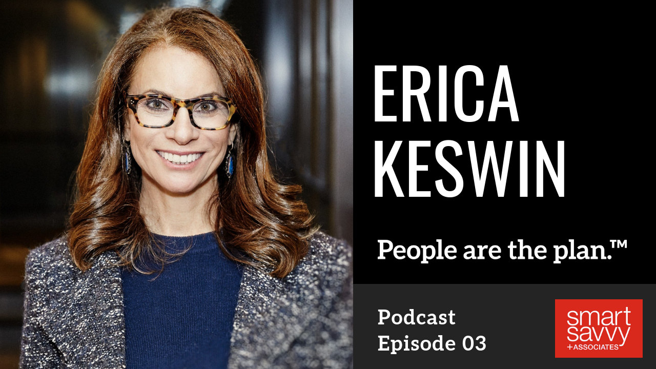 Erica Keswin | People Are The Plan Podcast