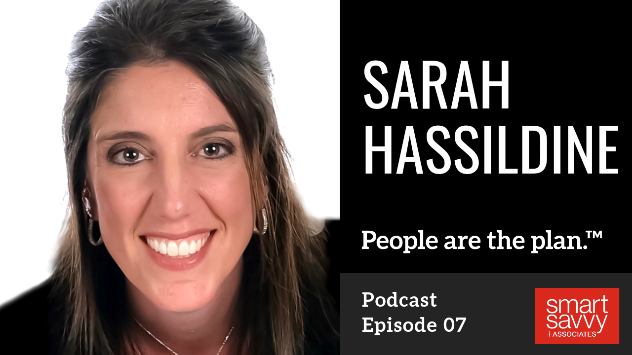 Sarah Hassildine | The Power of an Outward Mindset Part 2