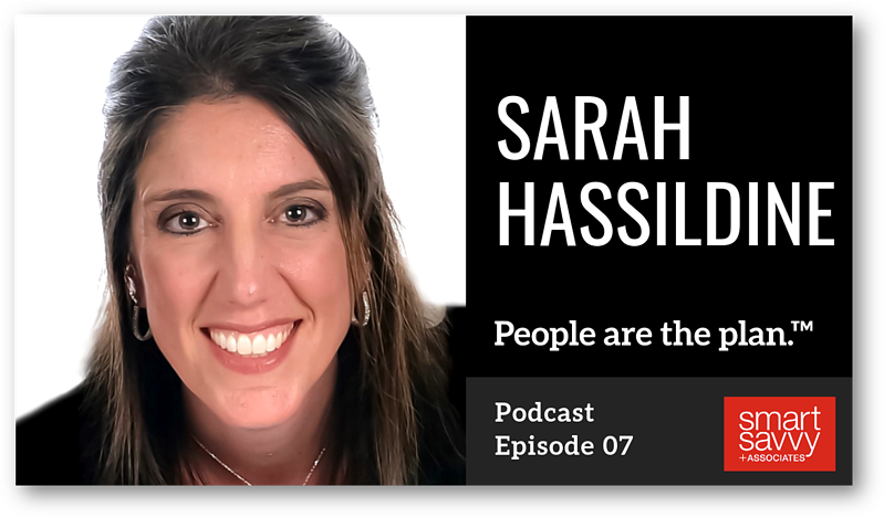 Sarah Hassildine | The Power of an Outward Mindset Part 2