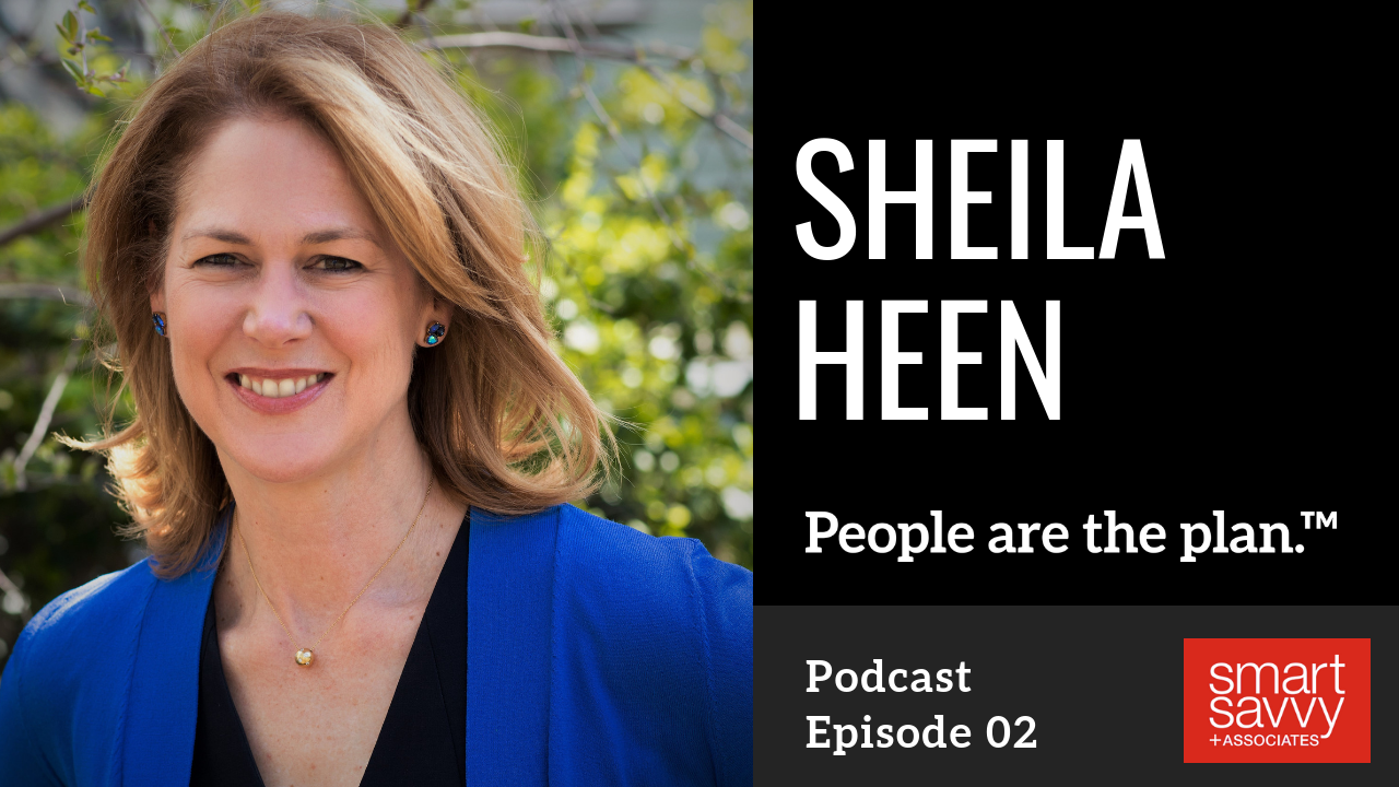 Sheila Heen | People Are The Plan Podcast